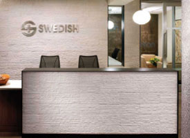 Medical Office Furniture - Swedish Medical Group Project